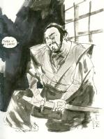 Rami Efal Comic Art
