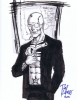 Spider Jerusalem by Rodney Ramos Comic Art