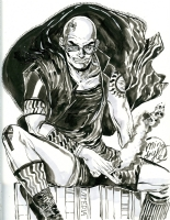 Spider Jerusalem by Ming Doyle Comic Art