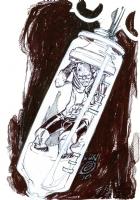 Spider Jerusalem by Eric Canete Comic Art