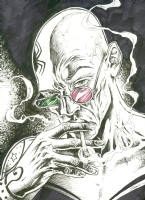 Spider Jerusalem by Daniel Govar Comic Art