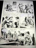 DONATELLI - Zagor - n.089 - Prigioniero - Pag_99 Comic Art