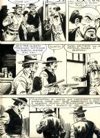 DONATELLI - Zagor - n.125 - La stella di latta - Pag_17 Comic Art