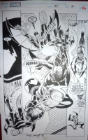 VENOM Comic Art