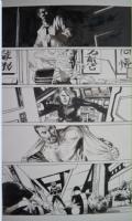 Captain America 33 pg 6 by Steve Epting Comic Art