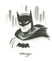Batman 2015 Niagara Comic Con Comic Art