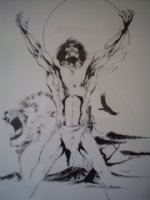 Tarzan Comic Art