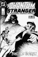 Phantom Stranger #3 Comic Art