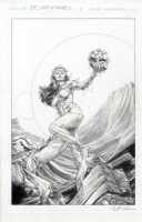 Dejah of Mars #3 by Anacleto Comic Art