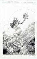 Dejah of Mars #3 by Anacleto Comic Art