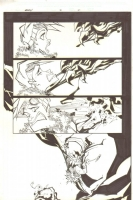 FRANCISCO HERRERA VENOM ISSUE 3 PAGE 4 Comic Art