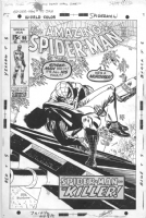 the Amazing Spider-Man 90 (Nov/70) Comic Art