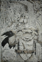 Tales of the TMNT (Vol. 2) #70 Pg. 30 Comic Art