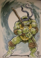 Donatello Comic Art