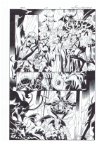 Venom 25 pg 16 Son of Satan Comic Art
