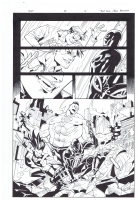 Venom 25 pg 15 Son of Satan Comic Art