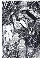 Hellstorm 16 pg 16 Son of Satan Comic Art