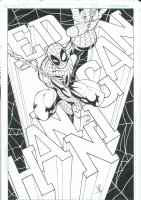 Spider-Man - Claude St Aubin Comic Art