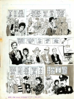 Deadwood Scissorsham, page 4 of 5 Comic Art