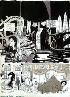 Deadwood Scissorsham, page 2 of 5 Comic Art
