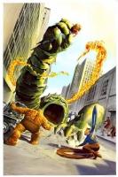 Fantastic Four #1 Comic Art