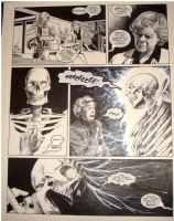 Judge Anderson, Psi-Division - The Screaming Skull, Ep 2, p5 Comic Art