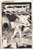 Supergirl 13, Comic Art