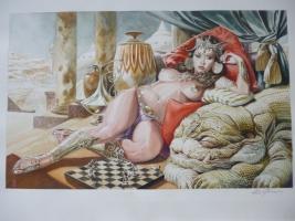 Dejah Thoris by JG Jones Comic Art