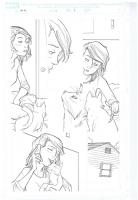 Spider-Man Loves Mary Jane Vol. 2 issue 4 pg. 03, Comic Art