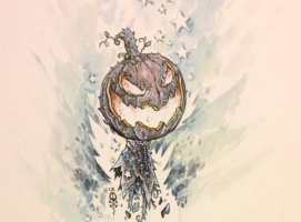 Pumpkinhead, Comic Art