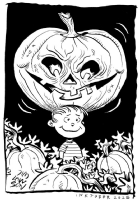 Great Pumpkin & Linus, Comic Art