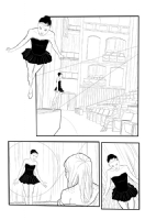 Morning Glories #37 pg.21, Comic Art