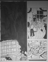 Scott Pilgrim vs. the Universe (Vol. 5) pg. 6, Comic Art