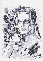 Hal Jordan - Ken Lashley, Comic Art