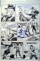 Franco Donatelli - Zagor - ARRESTATE BILLY BOY!, p. 46 Comic Art