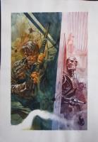 Massimo Carnevale - Terminator, pag. 3 Comic Art