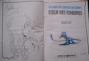 Loisel 4 Comic Art