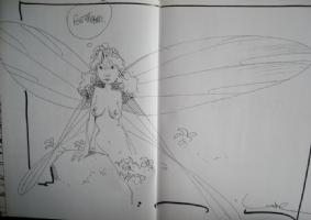 Loisel 3 Comic Art