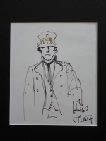 Hugo Pratt - Corto Maltese - Buste Comic Art
