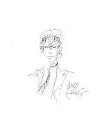 HUGO PRATT -  Corto Maltese Comic Art