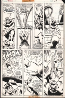 Iron Fist 12, page 27 Comic Art