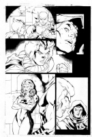 Thundercats  Return on Thundercats  The Return  4 Pg 10 Comic Art