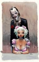 Jean-Baptiste Andreae The Joker And Harley, Comic Art