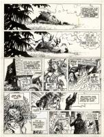 LOISEL R�gis  Comic Art