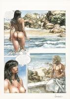 SERPIERI Paolo Eleutieri - DRUUNA Comic Art