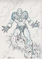 Arno Stark by Matthew Petz Comic Art
