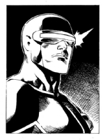 Cyclops Comic Art