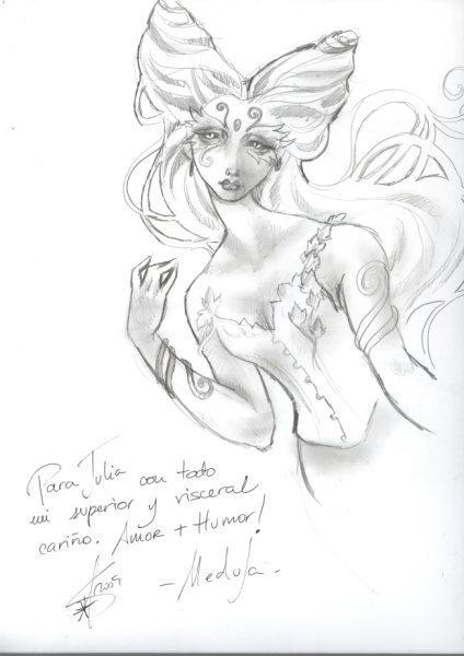 poison ivy batman comic. Medusa Poison Ivy Comic Art