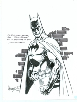Batman Garcia-Lopez Comic Art