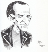 Ninth Doctor (Doctor Who) by Roger Langridge Comic Art